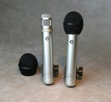 Aspen Pittman Designs DT1 Dual Top condenser mic for stage & studio 4 mics in 1!