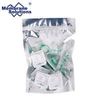 100pcs PES STERILE Syringe Filter 33mm 30mm Diameter, 0.45 um 0.22 μm Pore Size