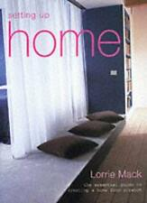 Setting Up Home: An Essential Guide to Creating a Home from Scratch,Lorrie Mack