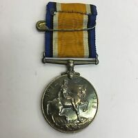 WW1 War Medal Arthur Brewer Royal Field Artillery SWB List France Awarded Mons