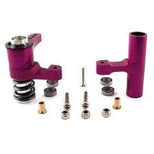 Hot Racing SAV1048X HPI Savage Purple Aluminum Bearing Servo Saver Kit