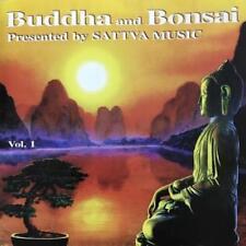 BUDDHA & BONSAI = Oliver Shanti & Friends = CD = CHINESE FOLK WORLD SOUNDS !!