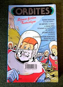 Orbites Science-Fiction Fantastique vol. n°3 1982