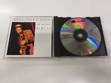 CHRISTOPHER HOLLYDAY THE NATURAL MOMENT CD 1991