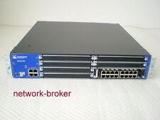 Juniper SRX650 SRX650-BASE-SRE6-645AP w/ SRX-GP-16GE moduleJuniper 2 x Power