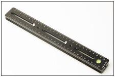 "12""x 0.625"" rail for arca swiss kirk markins wimberley benro hejnar acratech"