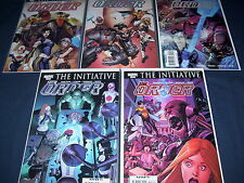 The Order #1-4 Marvel Comics with Variant Matt Fraction The Initiative NM