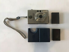Canon PowerShot Digital ELPH S200 2.0 MP- Digital Camera - Tested - Works Great