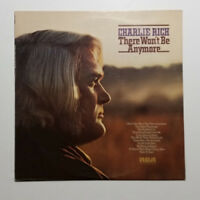 Charlie Rich ‎/ There Won't Be Anymore (Vinyl LP)