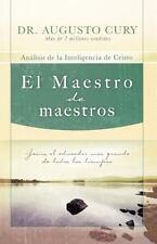 El Maestro de Maestros: Analisis de la Inteligencia de Cristo (Paperback or Soft
