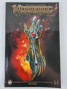 Witchblade by Ron Marz & Mike Choi Volume 1 Top Cow Image Comics TPB Sara Pezini