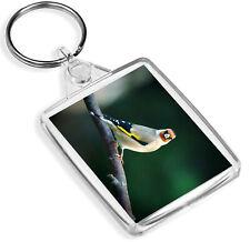 Goldfinch Bird Watcher Keyring - IP02 - Twitcher Ornithology Animals Gift #16219