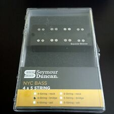 Seymour Duncan NYC Bass Bridge 4 string Pickup SSB-4NYC-B 11405-54