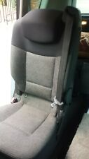 Renault espace rear car seat