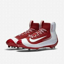 Nike Air Huarache 2Kfilth Elite Mid Red White 749359 610 Metal Baseball