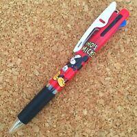 Disney Mickey Mouse Jet Stream 3 Color Ballpoint Pen 0.5mm 63480 stationary