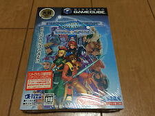 Phantasy Star ONLINE Episode I & II plus BRAND NEW Japan Gamecube Nintendo GC