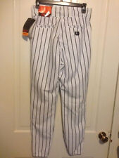 Wilson Size Men'S Small White Pinstriped Baseball Pants-Nwt