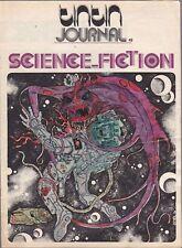 TINTIN JOURNAL BELGE SUPPLEMENT N° 49 de 1975 SCIENCE FICTION SF COMèS