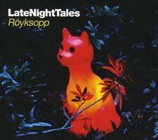 Royksopp - Late Night Tales [New CD] Jewel Case Packaging
