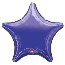 Metalique violet étoile STANDARD ALUMINIUM Ballons anniversaire mariage