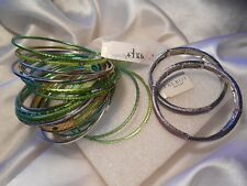 Talbot and Charming Charlie Bracelet Lot Bangle and Stretch New With Tags