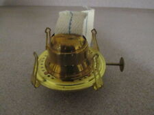 KEROSENE LAMP BURNERS--NEW--BRASS & SOLID BRASS