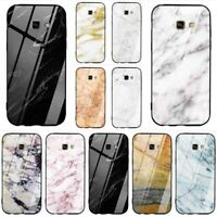 Glass Cover for Samsung S10 Case S7 Edge Note 8 9 Galaxy S8 S9 Plus K574