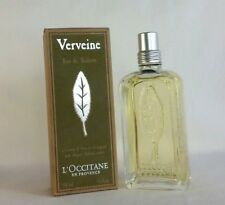 L'Occitane France Verveine Organic Verbena EDT 3.4 oz Women't Spray Big Bottle