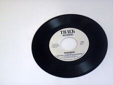 """THE CRAZY WORLD OF ARTHUR BROWN*NIGHTMARE/I PUT A SPELL ON YOU*7""""45 RPM*1968*EX+"""