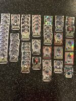 2019 Prizm #55 Carson Wentz Eagles/63 Card Lot Assorted Players! Invests!