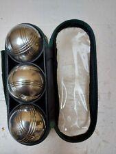 Boule de pétanque jeu de boules de PROVENCE