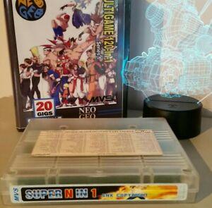 120 In 1 Multicart Neo Geo MVS
