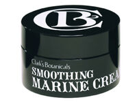 Lot of 2 Pc    CLARK'S BOTANICALS Smoothing Marine Cream .34 oz NEW