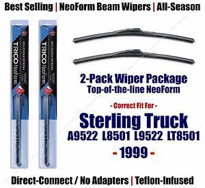 Wipers 2pk Premium fit 1999 Sterling Truck A9522 L8501 L9522 LT8501 16200x2