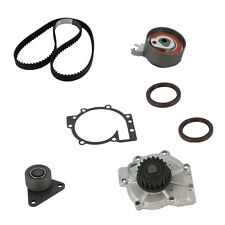 For S60 V70 XC70 XC90 2.3L 2.5L Timing Serpentine Belt Water Pump Kit w/Seals