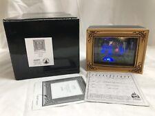 Disney Parks Olszewski Gallery of Light Sleeping Beauty Castle Diorama Box