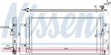 Kondensator, Klimaanlage für Klimaanlage NISSENS 940453