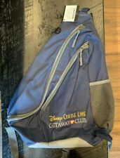 Disney Cruise Line Castaway Club Shoulder Bag Backpack