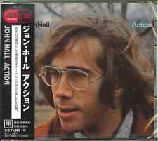 JOHN HALL-ACTION-JAPAN CD C41
