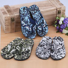 Men's Casual Camouflage Flip Flops Slippers Summer Massage Beach Sandals Shoes