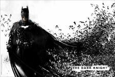 The Dark Knight Batman Screenprint Poster Mondo Jock Numbered Limited Edition