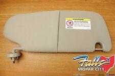 2002-2005 Dodge Ram 1500 2500 3500 Driver's Side Sun Visor Mopar OEM