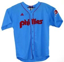 Youth MLB Philadelphia Phillies Chase Utley 26 Jersey Size XL
