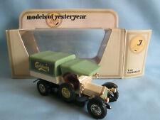 """Matchbox Models of Yesteryear Y13-3 1918 Crossley Beer Truck """"Carslberg"""""""