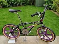 *1990* HARO TEAM MASTER BASHGUARD FREESTYLE Skyway Mags Old School BMX GT HUTCH