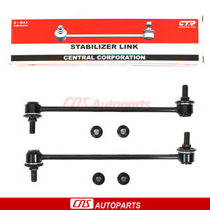 CTR Stabilizer Bar Link FRONT Fits 11-18 Accent Elantra Veloster Forte Rio Soul