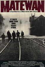MATEWAN Movie POSTER 27x40 John Sayles Chris Cooper James Earl Jones Mary