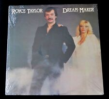 ROYCE TAYLOR-DREAM MAKER-RTO RECORDS-SEATTLE JAZZ-198o's-RARE SEALED LP