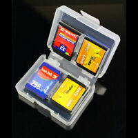 8in1 SD SDHC Memory Card Case Holder Hard Protective Box For 16gb/32gb/64gb G3E3